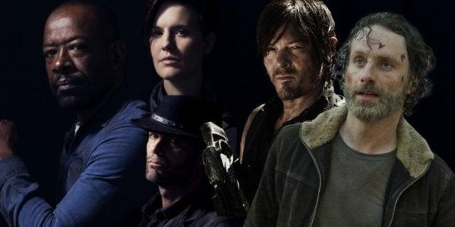 The Walking Dead Fear crossover ComicBookcom