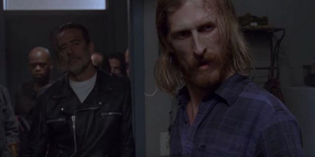 The Walking Dead Laura Dwight Negan