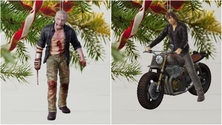 The Walking Dead Christmas Decorations  from media.comicbook.com