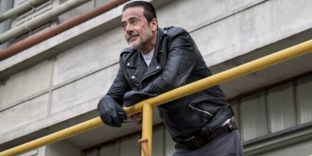 The Walking Dead season 8 Negan