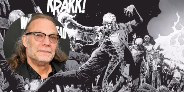 The Walking Dead Whisperers ComicBookcom Greg Nicotero