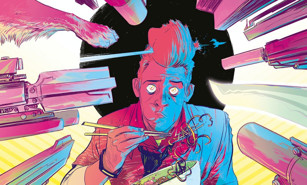The Weatherman #1 Cover A
