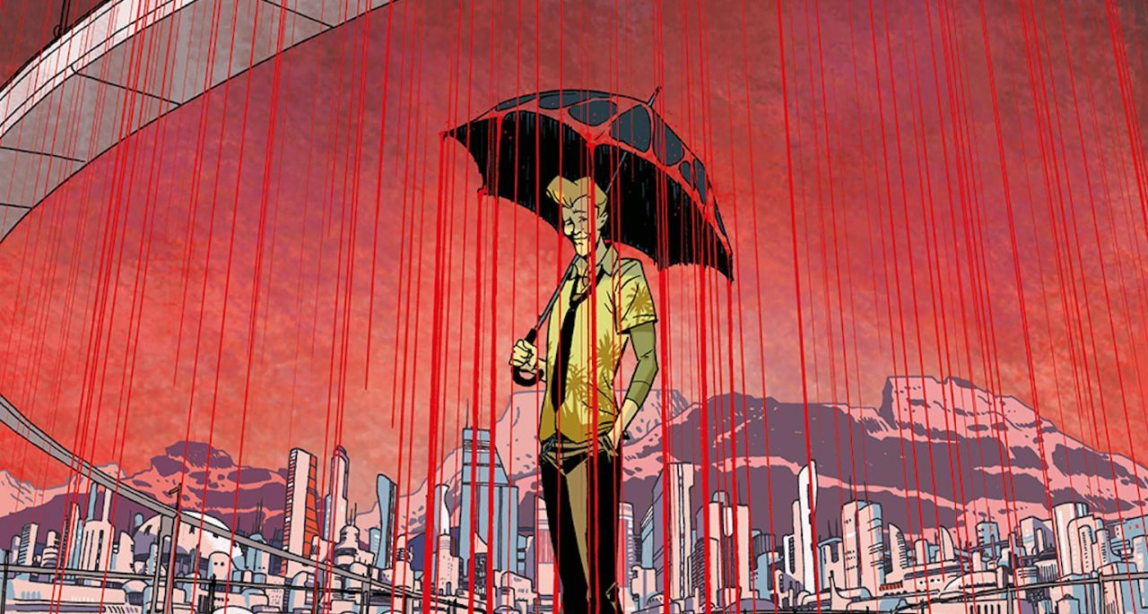 The Weatherman #1 Cover B