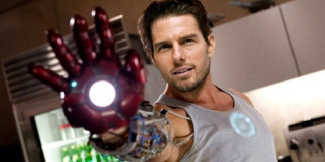 Tom Cruise Talks Almost Being Iron Man, Praises Robert ...