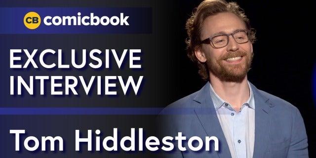 Tom Hiddleston Talks Avengers: Infinity War screen capture