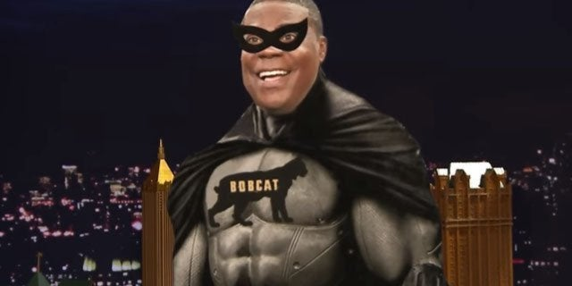 tracy morgan black bobcat