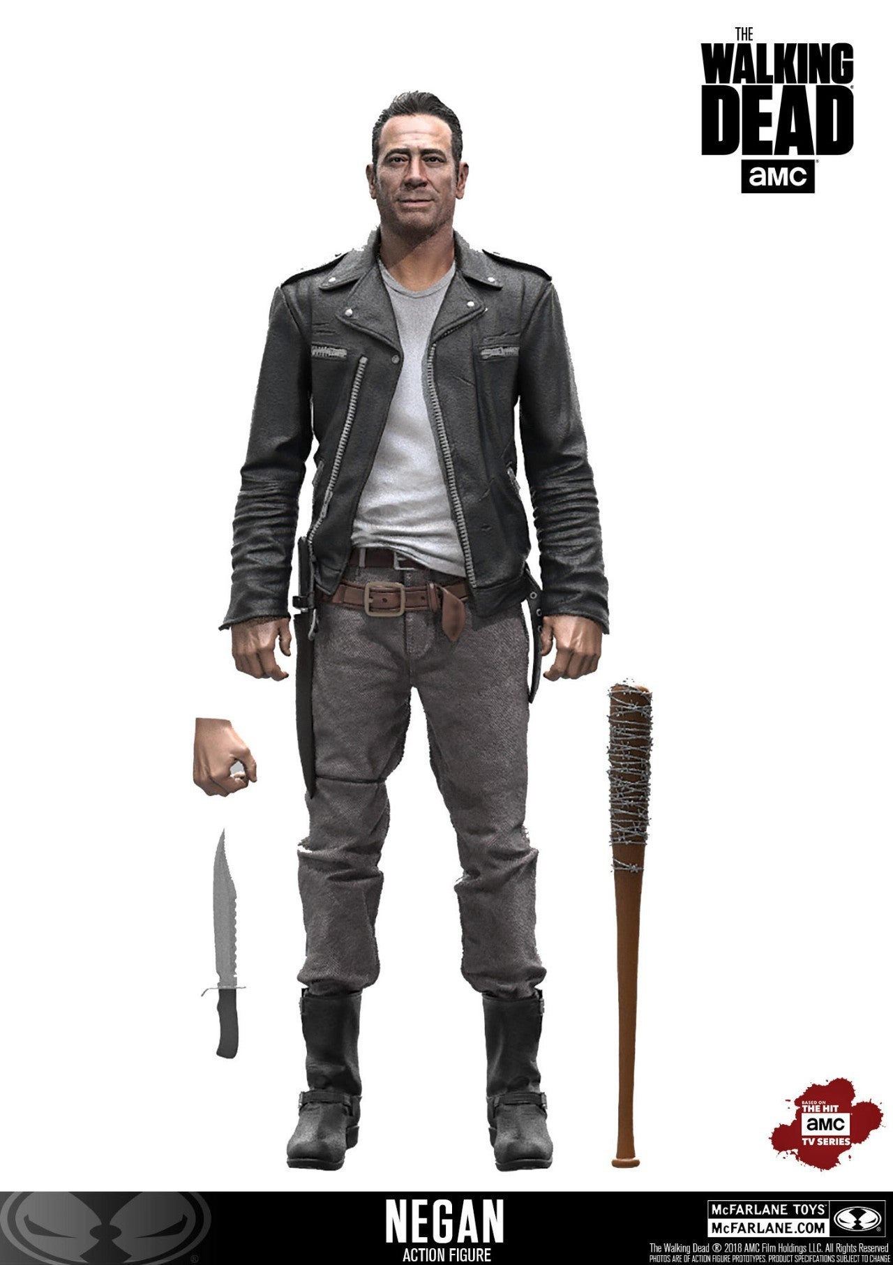 Mcfarlane Toys Debuts New The Walking Dead Line With Maggie