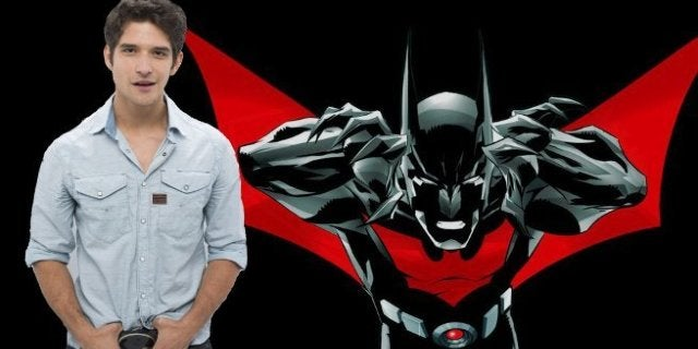 Tyler Posey as Batman Beyond