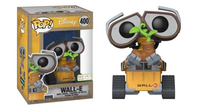 New Wall E Collection Includes An Adorable Funko Pop