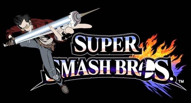 Super Smash Bros Could Feature Travis From Strikes Again According To Director