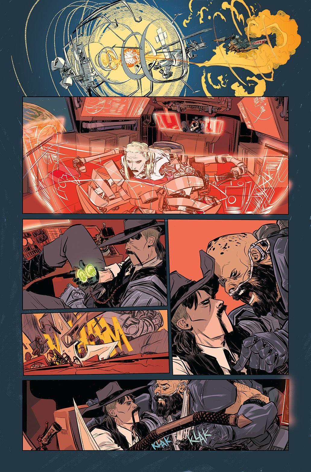 Weatherman #1 pg 12