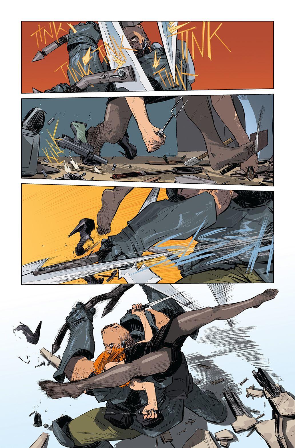 Weatherman #1 pg 23