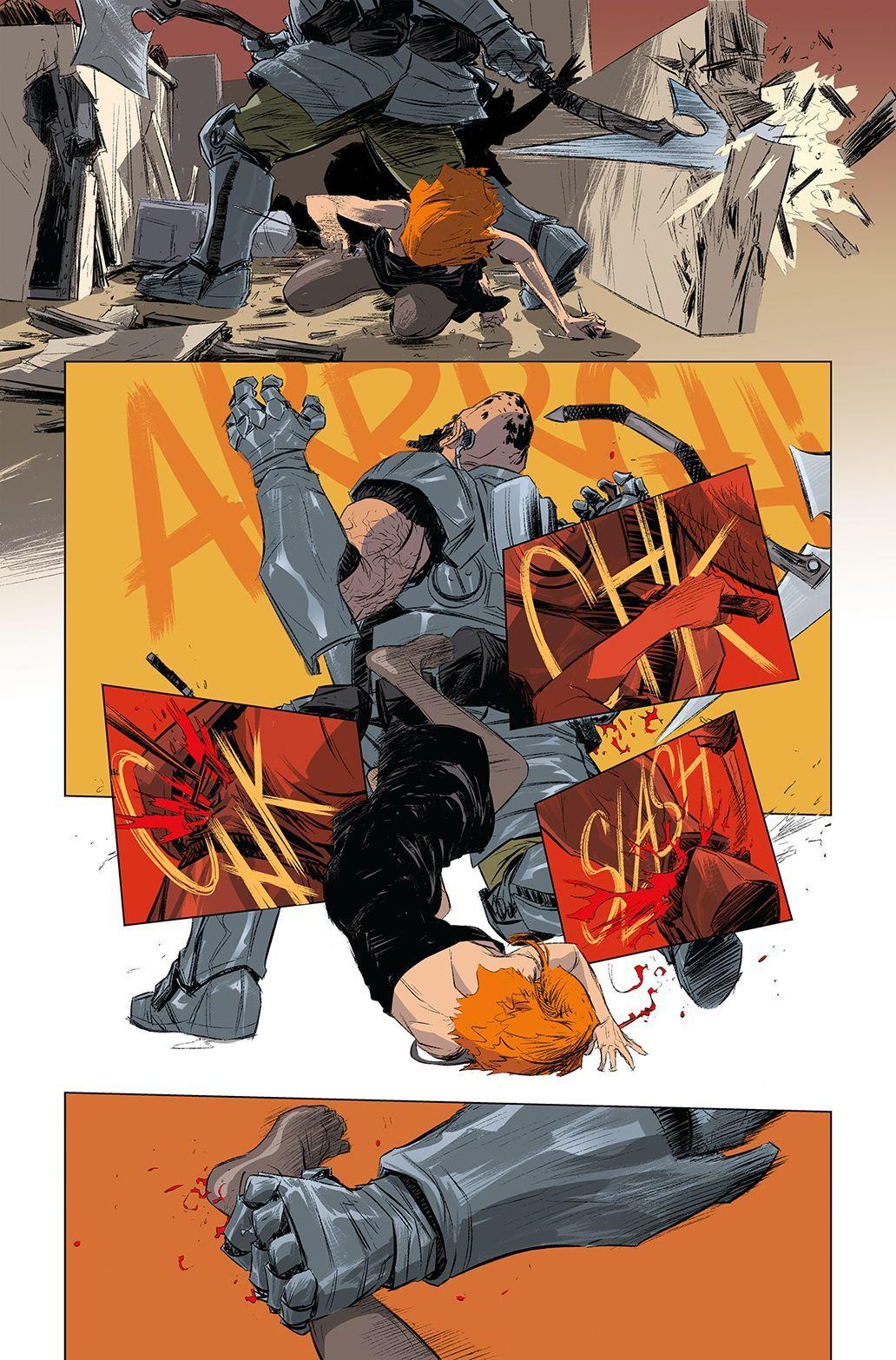 Weatherman #1 pg 24