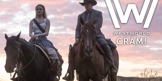 Westworld Season 1 CRAM! screen capture
