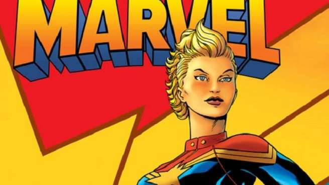 What To Read After Avengers Infinity War - Captain Marvel