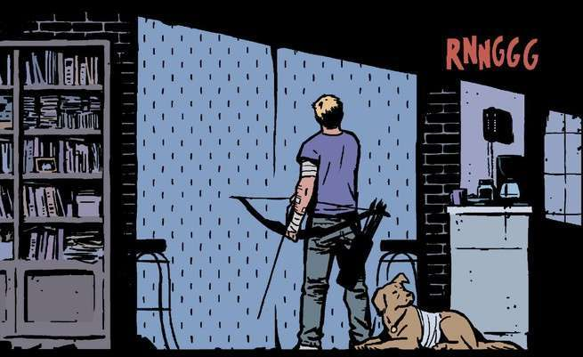 What To Read After Avengers Infinity War - Hawkeye