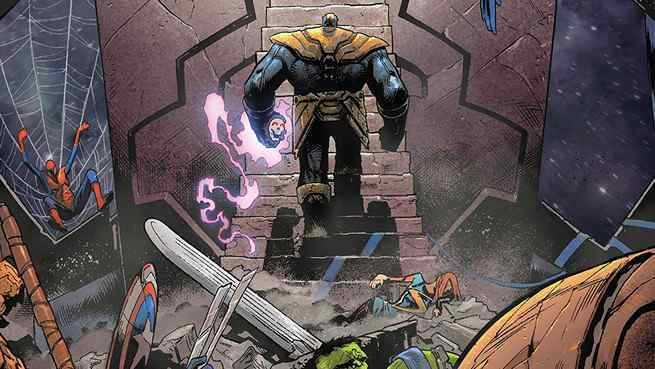 What To Read After Avengers Infinity War - Thanos Wins