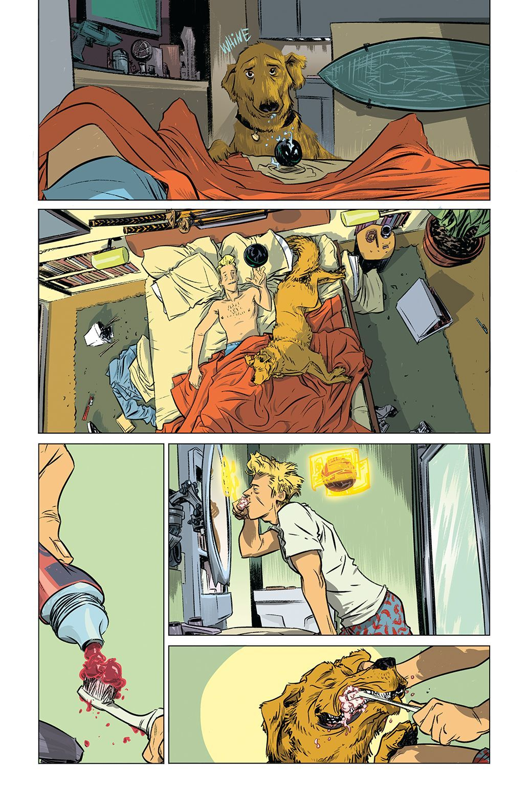 The Weatherman #1, Page 7