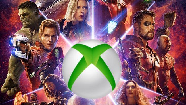 Xbox Avatar Avengers Infinity War