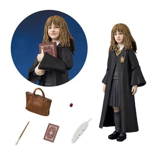 Картинки по запросу S.H.Figuarts Figures - Harry Potter - Hermione Granger figure by tamashii nations