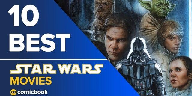 10 Best Star Wars Movies screen capture