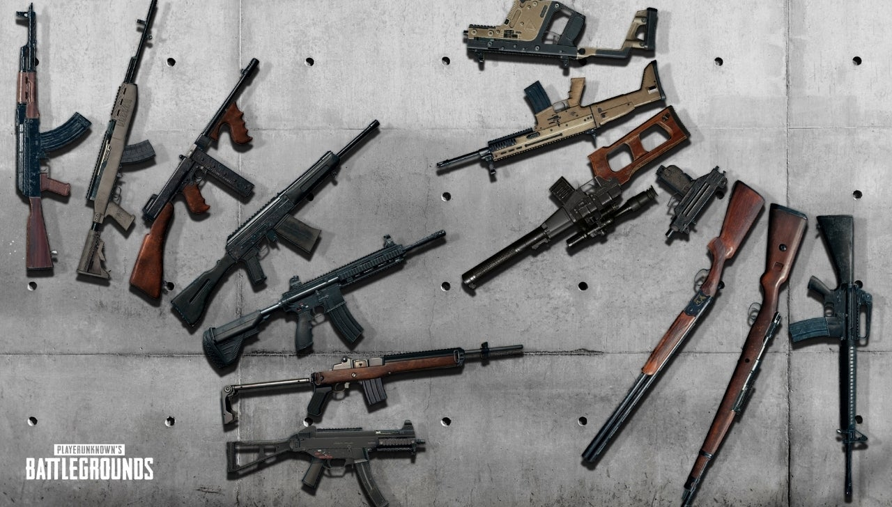 PUBG Weapon Balance Survey Schedule Revealed, How to