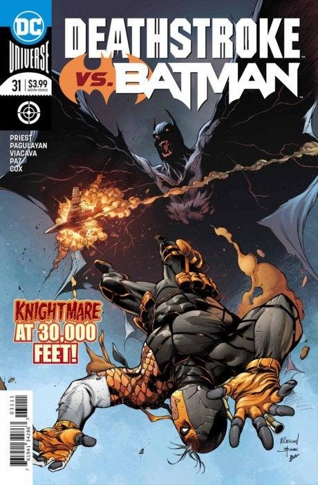 Deathstroke vs. Batman: The Falling Stars Part 2 of 6