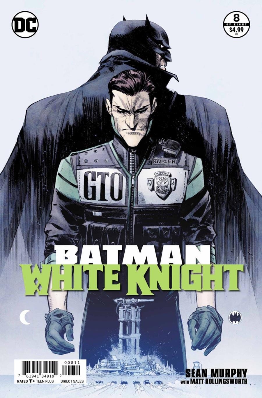 Batman: White Knight (2017) Issue 8
