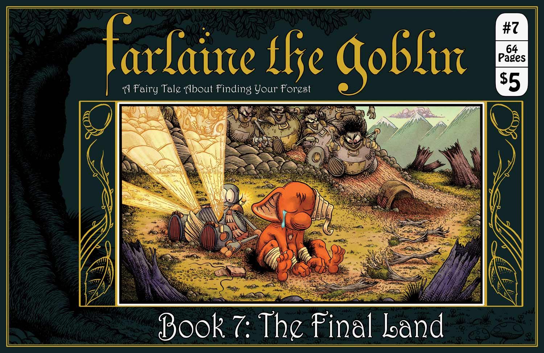 Book 7: The Final Land
