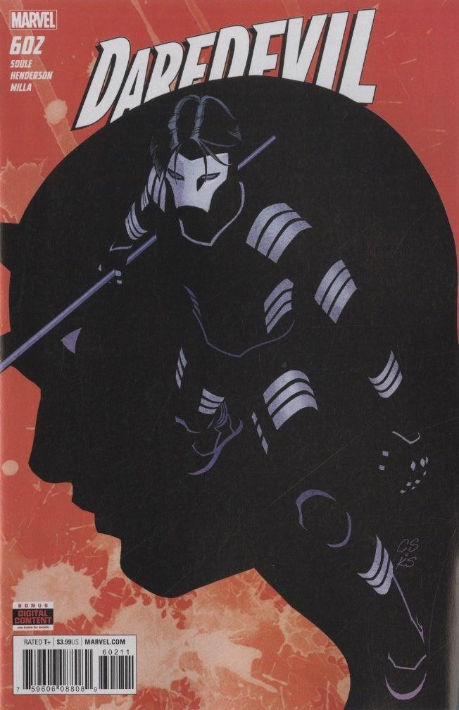 Daredevil (1964) Vol. 1 Issue 602