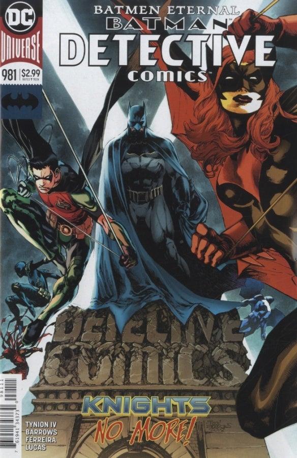 Batmen Eternal Finale
