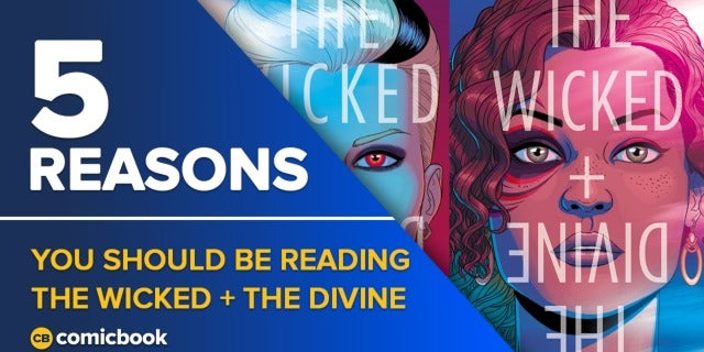 5 Reasons You Should Be Reading The Wicked + The Divine screen capture