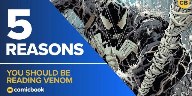 5 Reasons You Should Be Reading Venom screen capture