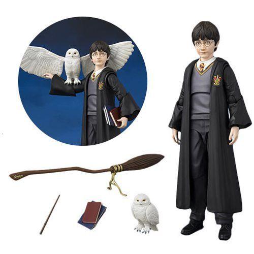 Картинки по запросу S.H.Figuarts Figures - Harry Potter - harry potter figure by tamashii nations