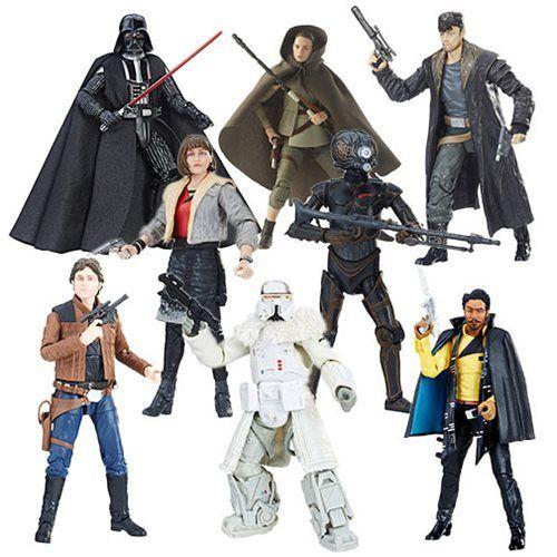 Exclusive Star Wars The Black Series Admiral Piett 6-Inch Action Figure
