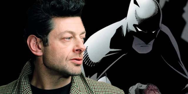 andy serkis the batman matt reeves