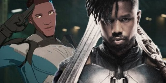 anime black panther