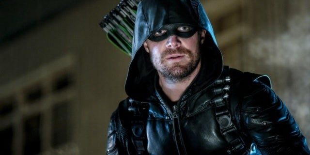 Stephen Amell Reveals a Painful 'Arrow' First