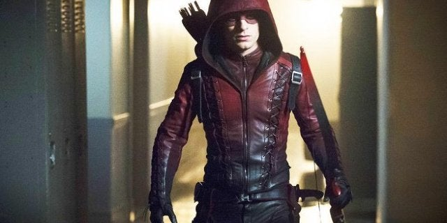 Arrow Season 7 Original Roy Harper Arsenal
