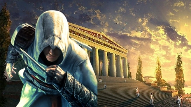 Upcoming Assassin's Creed is set in Ancient Greece