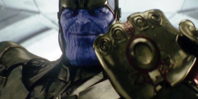 Avengers Age of Ultron Infinity War Infinity Gauntlet Timeline