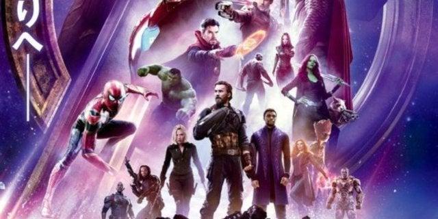 Avengers Infinity War Box Office Global