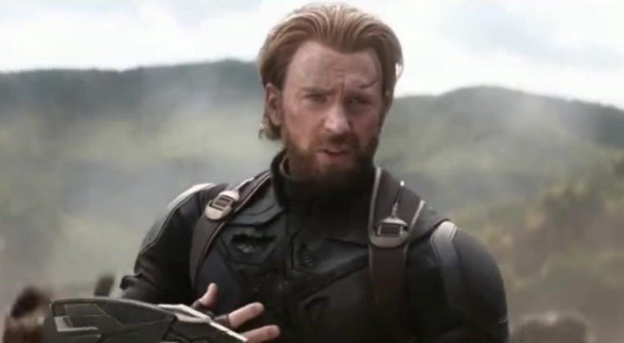 avengers: infinity war': i am steve rogers tv spot released
