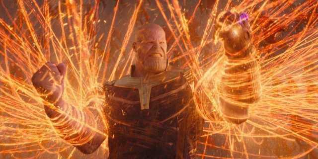 Avengers Infinity War China