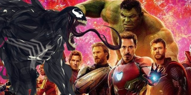 Avengers Infinity War Director Says Venom Not in MCU