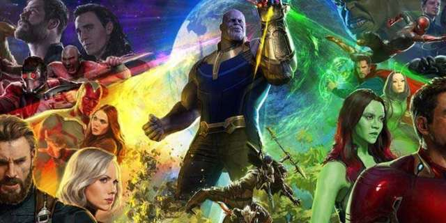 avengers infinity war first poster plot clues