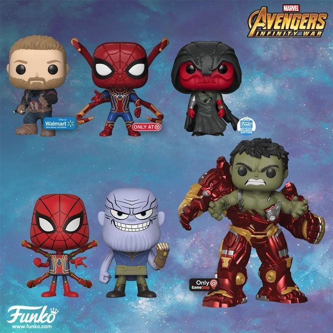 Sdcc 2018 Exclusive Marvel Teleporting Lockjaw And Black