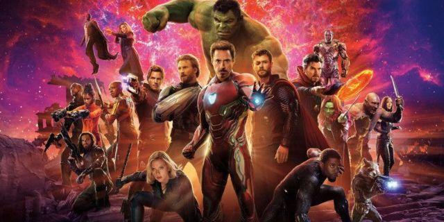 Avengers Infinity War Highest Grossing Movie