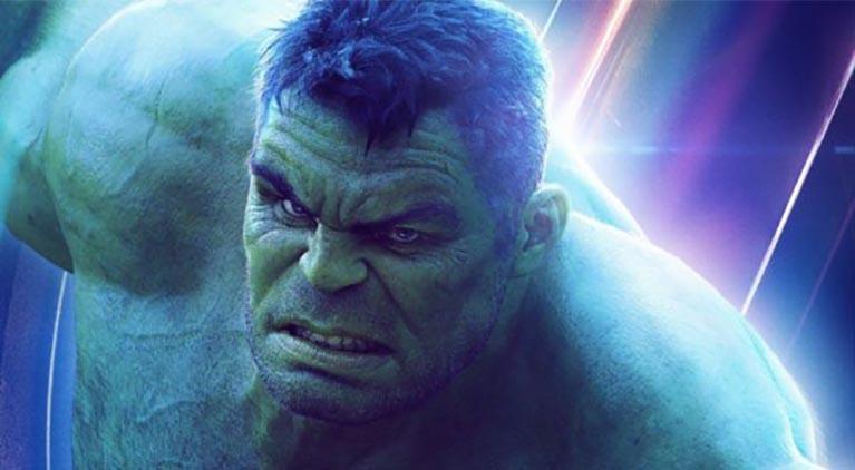 avengers infinity war hulk scenes