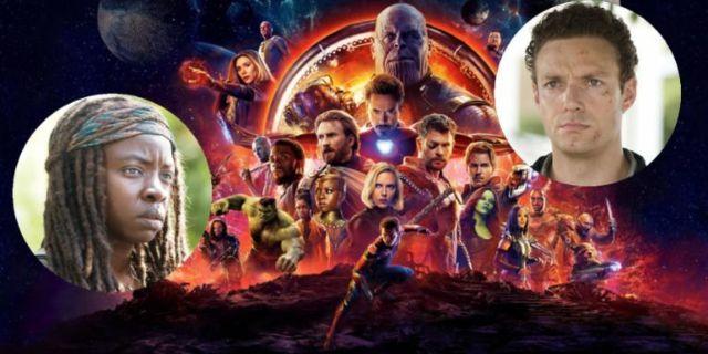 Avengers Infinity War Marquand Gurira